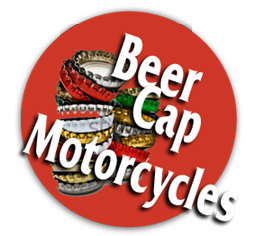 Beer Cap Motorcycles