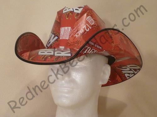 Big Red Soda Cowboy Hats