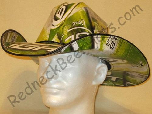 Bud-Lime-Beer-Cowboy-Hat