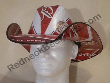 Budweiser-Beer-Cowboy-Hat