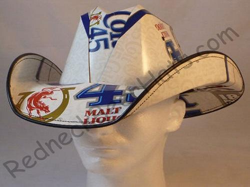 Colt-45-Beer-Cowboy-Hat