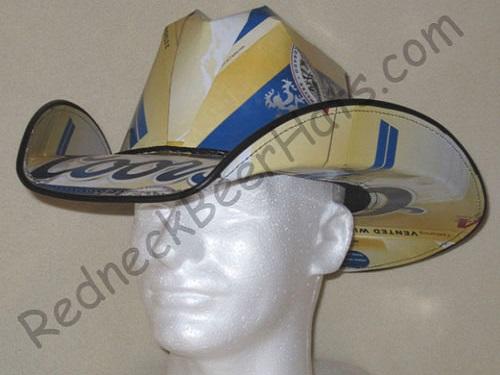 Coors-Beer-Cowboy-Hat