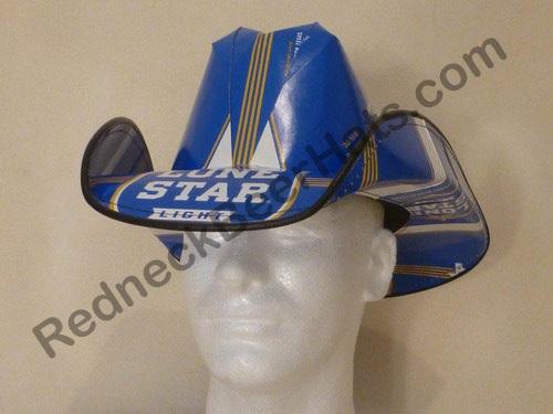 Lonestar-Light-Beer-Cowboy-Hat