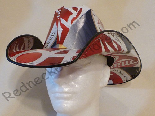 Miller 64 Beer Cowboy Hat