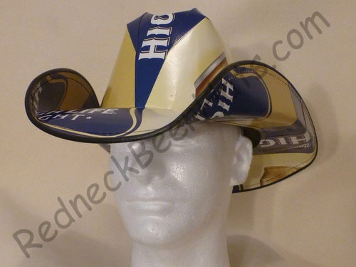 Miller-High-Life-Light-Beer-Cowboy-Hat