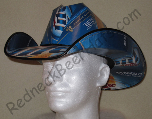 Miller-Lite-Beer-Cowboy-Hat