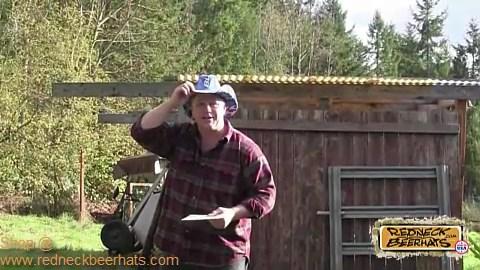 Beer Hats - Redneck Cowboy Beer Box Case Carton Party Hats e5c3ffc0a65