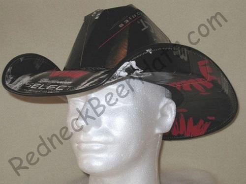 Bud-Select-Beer-Cowboy-Hat