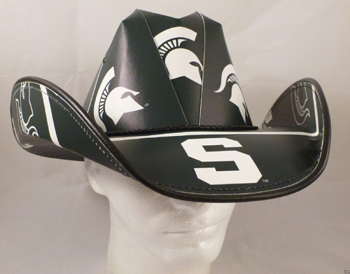 Michigan State Spartans Cowboy Hats  458103f7b38