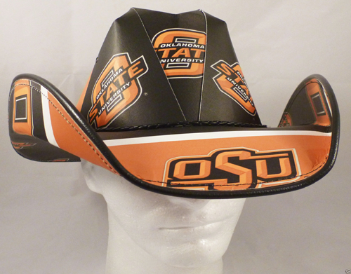 Oklahoma State Cowboy Hat  24d6a612962