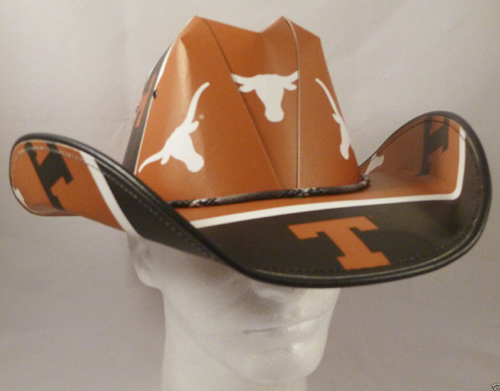 Texas Longhorns Cowboy Hat  26538b3e4b8