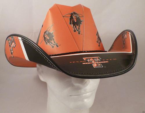Texas Tech Red Raiders Cowboy Hat
