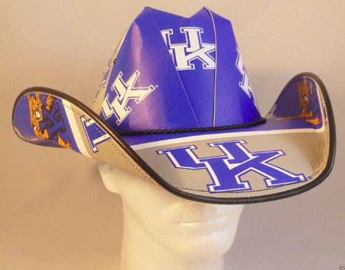 official photos 2c493 92666 University of Kentucky Wildcats Cowboy Hat